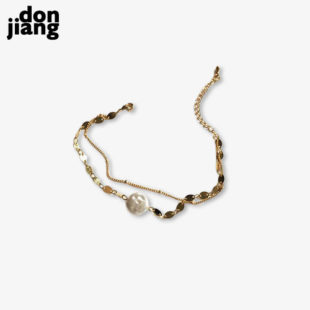 珍珠扣金屬