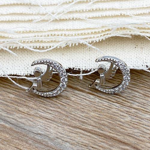 E00063 - 925純銀耳環