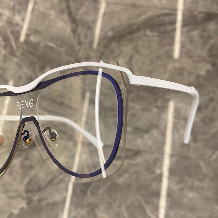 抗藍光平光護目鏡